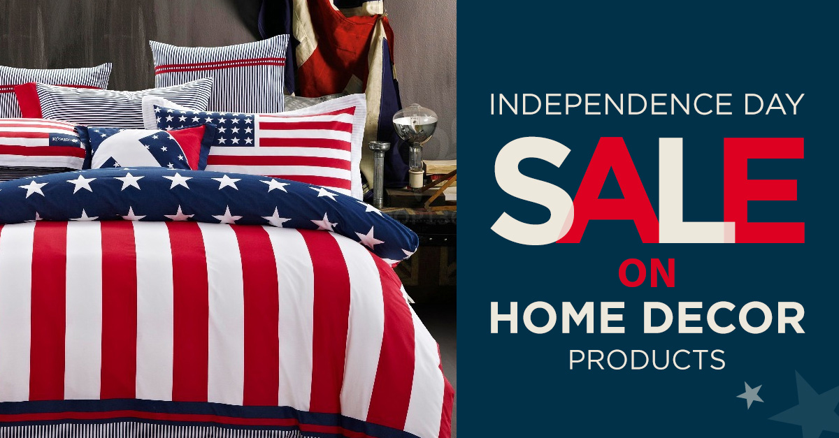 Fourth of July Sale 2018