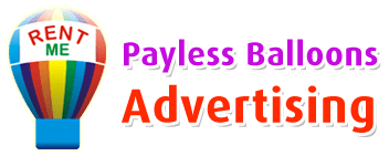 Payless Balloons Advertising