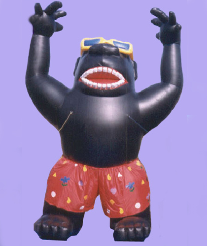 Giant Gorilla Black