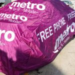 METRO-PCS-ADVERTISING-CAR-COVER-FREE-PHONE-FREE-4G-LTE-1