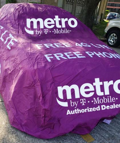 METRO-PCS-ADVERTISING-CAR-COVER-FREE-PHONE-FREE-4G-LTE-2