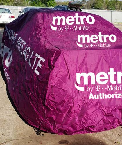 METRO-PCS-ADVERTISING-CAR-COVER-FREE-PHONE-FREE-4G-LTE-3