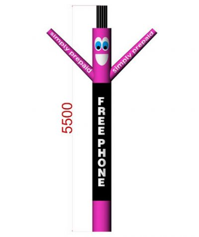 Simply-Prepaid-T-Mobile-Inflatable-Tube-Man