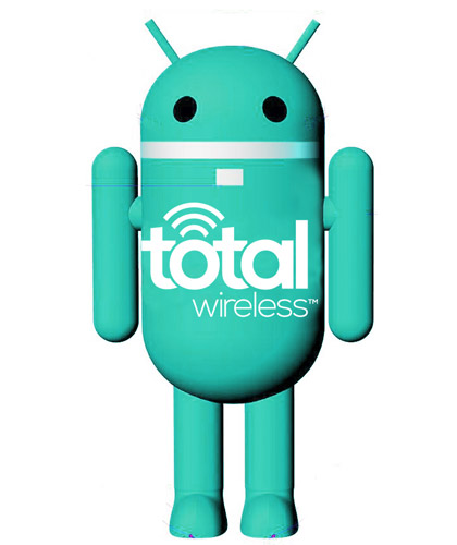 TOTAL WIRELESS ANDROID INFLATABLE COSTUMES