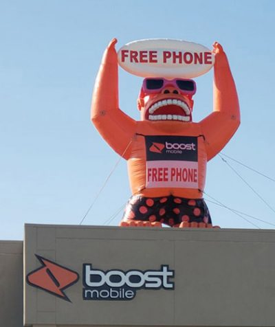 bosst-mobile-inflatable–giant-roof-top-gorilla-20ft