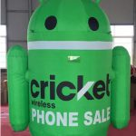 cricket-andorid-robot