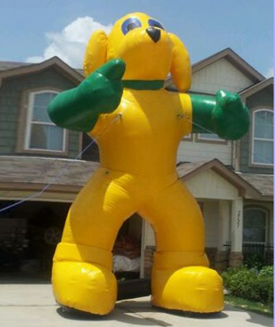 goofy Giant Inflatable Advertising Balloon