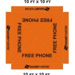 10ft-X-10FT-CANOPY-POP-UP-TENT-COVER-BOOST-FREE-PHONE