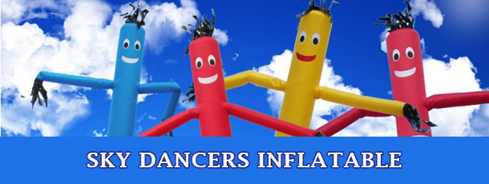 Sky Dancers Inflatable