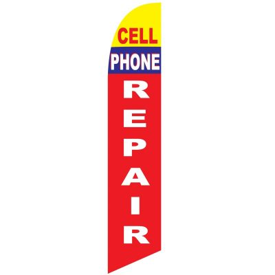 CELL PHONE REPAIR FLAG
