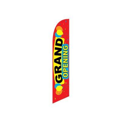 GRAND OPEN FLAG
