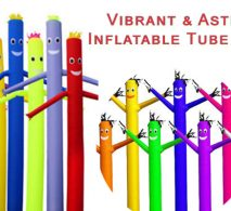 Manufacturer of Inflatable Tube Man Air Dancer