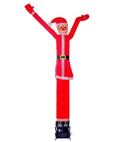 10ft Santa Claus inflatable tube guy