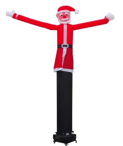 20ft Air Dancers Santa Claus inflatable Tube Man in Red