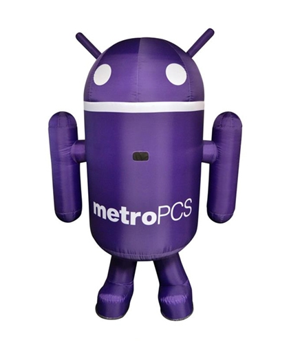 20ft Metro Pcs Inflatable