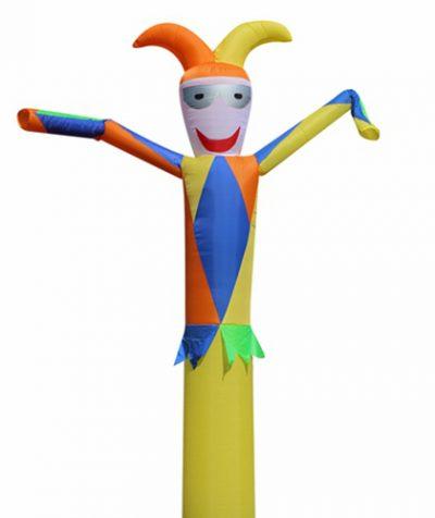 10ft White Halloween Air Dancer Tube Man