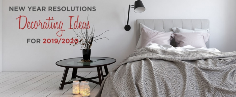 Top 5 New Year Resolutions Decorating Ideas