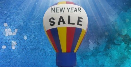 Year End Sale for Outdoor Advertising Inflatables