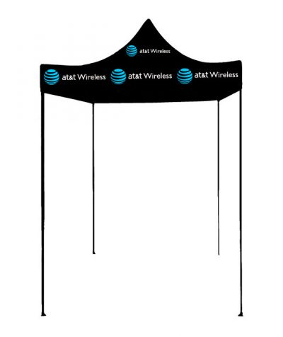 at-t-wireless-popup-tent-5×5-black