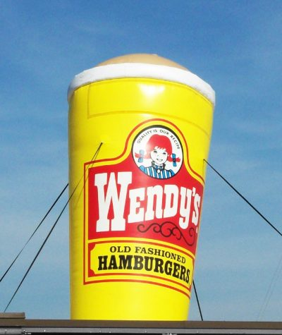 Wendys-Inflatable-top-balloon