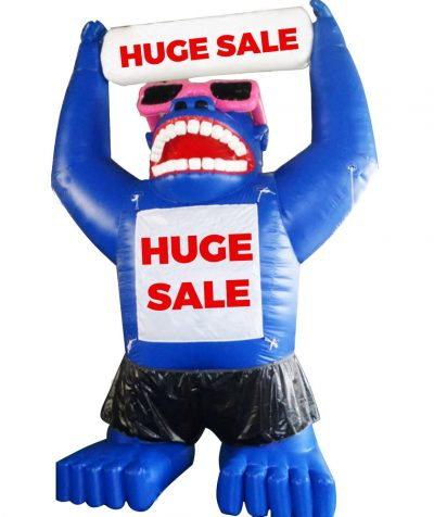 giant-inflatable-gorilla-blue
