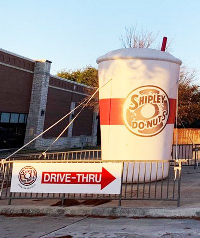 SHIPLEY-DONUTS–GIANT–INFLATABLE-Roof-Top-Balloon