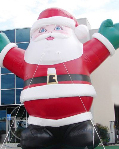 santa-claus-giant-balloon