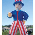 Uncle-Sam-Inflatable-Balllon