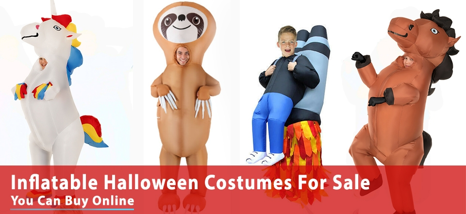 Inflatable Halloween Costumes For Sale