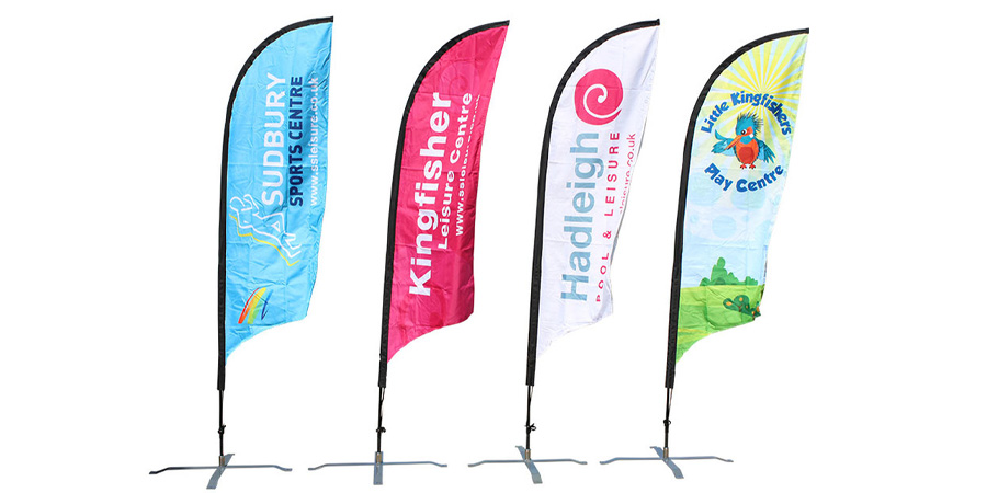 Custom Feather Flags Reviews