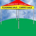 flooring-sale-tent