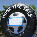 tyre-sale-inflatable-balloon