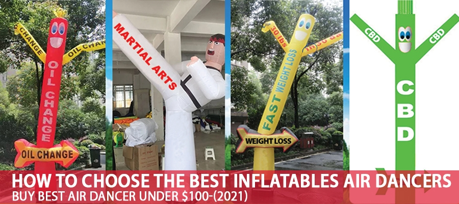 How To Choose The Best Inflatables Air Dancers