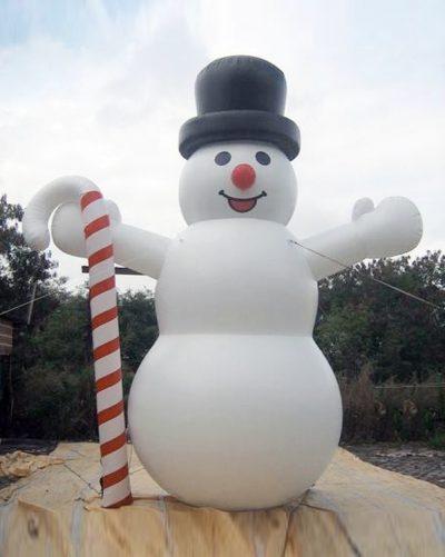 Snowman 20 Ft Giant Inflatable Balloon