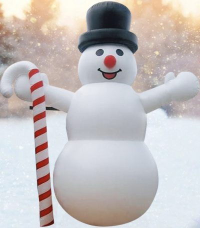 Snowman 20Ft Giant Inflatable Balloon