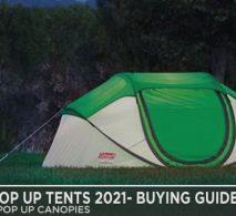 Top 10 Best Pop Up Tents