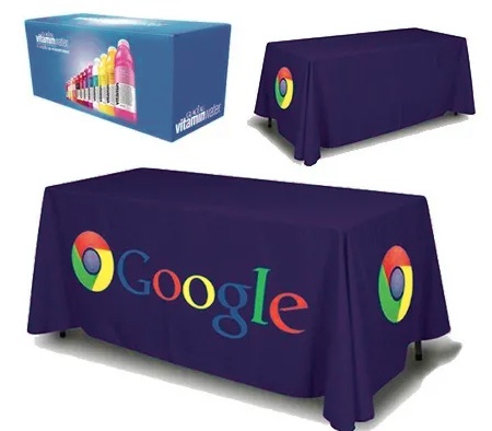 Custom Printed Disposable Tablecloths