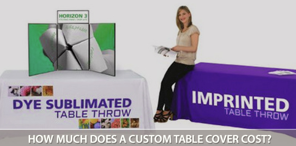 How Much Does A Custom Table Cover Cost?