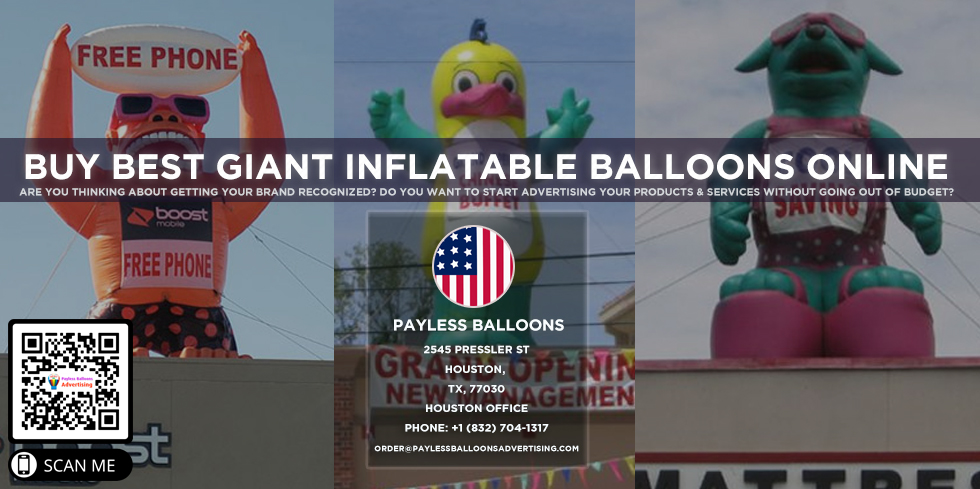 Best Giant Inflatable Balloons