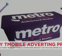 Metro by Tmobile Adverting Products